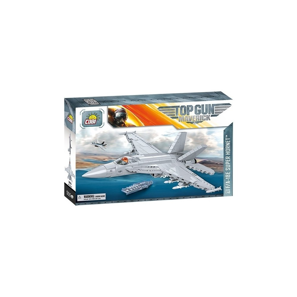 TOP GUN F/A-18E Super Hornet, 1:48, 555 k