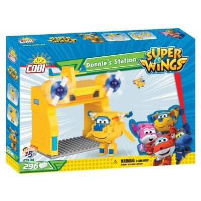 SUPER WINGS Donnieho stanice 296 k