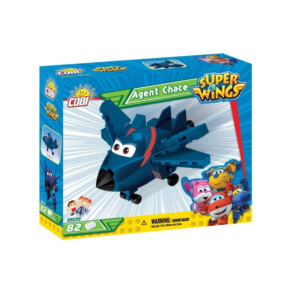 SUPER WINGS Agent Chase 82 k