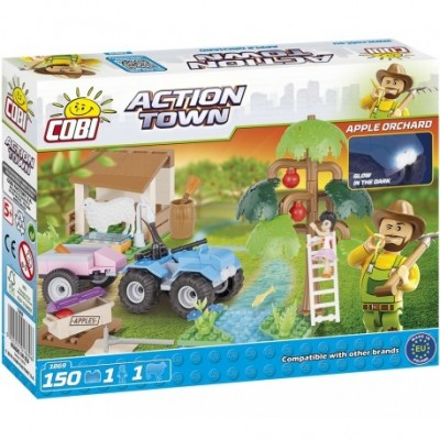 ACTION TOWN Farma ovocný sad 150 k, 2 f