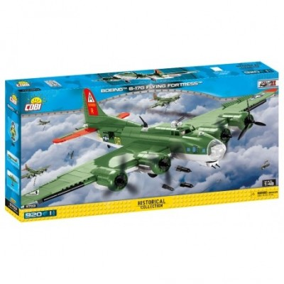 II WW B-17 Flying Fortress, 920 k, 1 f